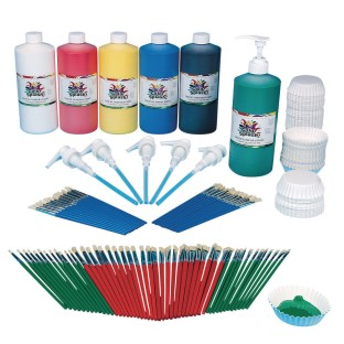 Tempera Paint Easy Pack - Image 1 of 1