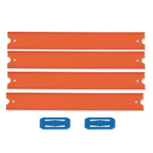 Hot Wheels® Straight Track, 4' - Image 1 of 1