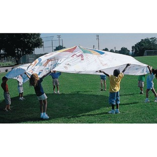 6' Color-Me™ Parachute - Image 1 of 1