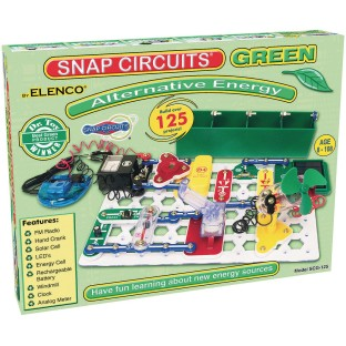 Snap Circuits® Green Alternative Energy - Image 1 of 1