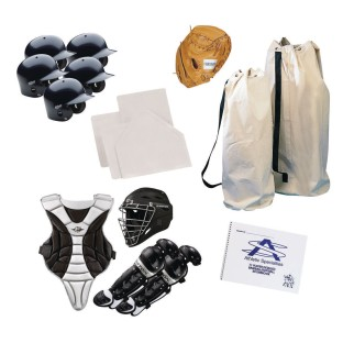 Youth Baseball Equipment Start-Up Pack - Image 1 of 1