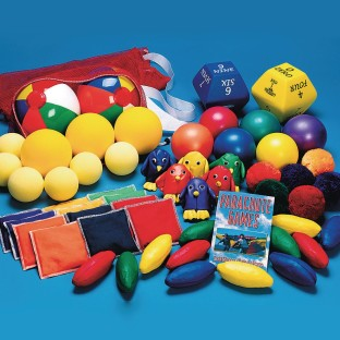 Parachute Accessories Easy Pack w/ 12' Parachute - Image 1 of 1