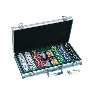 Poker Chip Set - Image 1 of 1