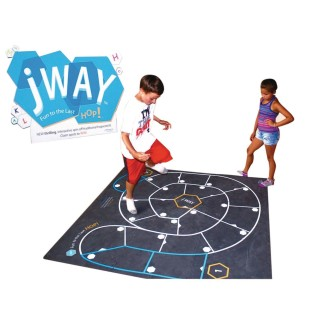 jWay Hopscotch Game - Image 1 of 5