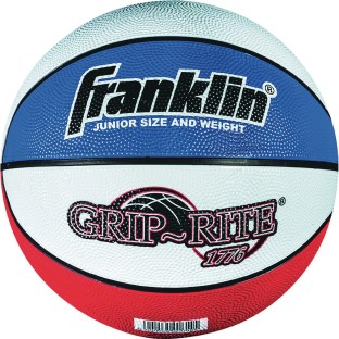 Franklin® Red, White, and Blue Youth Basketball - Image 1 of 1