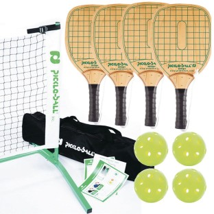 Pickle-Ball® Tournament Set - Image 1 of 1