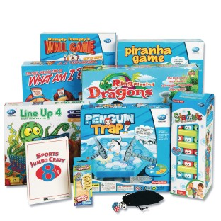 Kids Value Game Easy Pack - Image 1 of 1