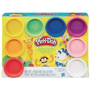 Play-Doh® Rainbow Starter Pack - Image 1 of 1