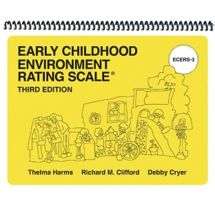 Early Childhood Environment Rating Scale 3rd Edition Book - Image 1 of 1