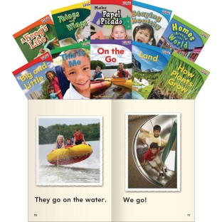 Time for Kids® Non Fiction Readers Grade 1 - Image 1 of 1