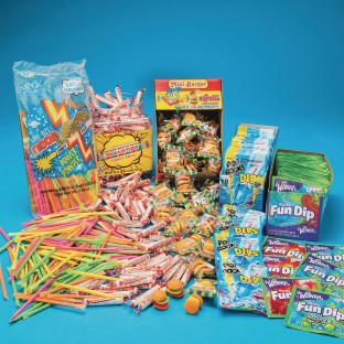 Retro Candy Easy Pack - Image 1 of 1