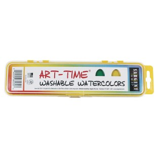 Art-Time® Washable Watercolor 8 Oval Sargent - Image 1 of 1