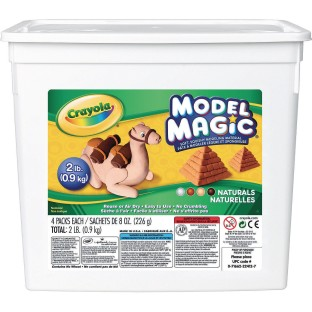 Crayola® Model Magic® Modeling Compound, Natural Colors - Image 1 of 1
