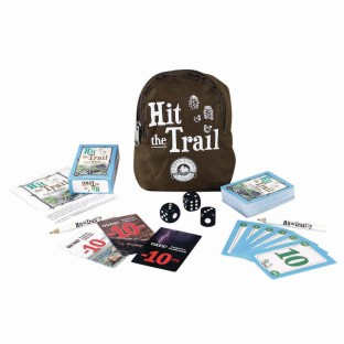 Hit The Trail Card Game - Image 1 of 1