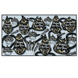 New Years Tymes Assortment Easy Pack for 50 - Image 1 of 1