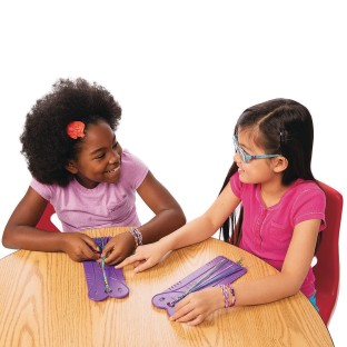 Friendship Bracelet Braiding Boards - Image 1 of 2