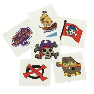Pirate Tattoos - Image 1 of 1