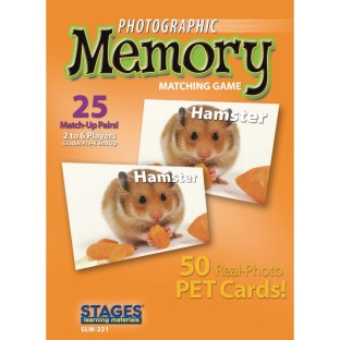 Pets Memory Game - Image 1 of 1