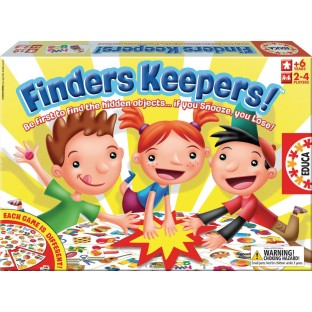 Finders Keepers Game - Image 1 of 1