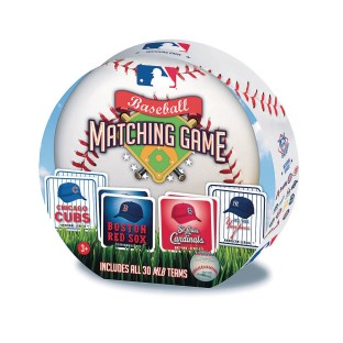 Baseball Matching Card Game - Image 1 of 1