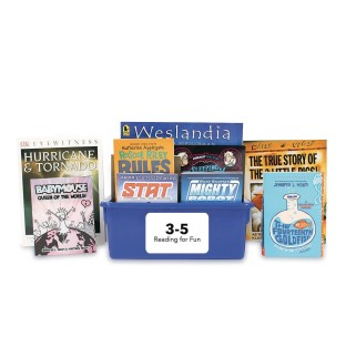 Reading For Fun 20 Book Set, Grades 3-5 - Image 1 of 1