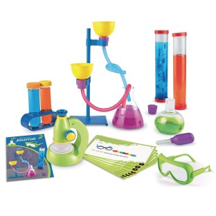 Primary Science Deluxe Lab Set - Image 1 of 3