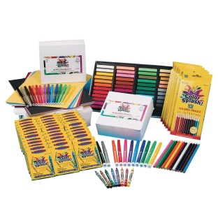 Color Splash!® Art in a Box Easy Pack - Image 1 of 1