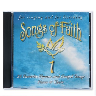 Songs of Faith CD - Image 1 of 1