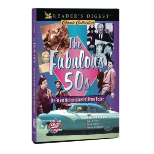 Fabulous 50s DVD - Image 1 of 1