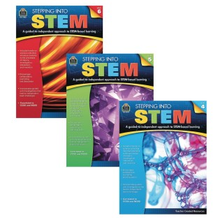 Stepping Into STEM: Grade 3 Book - Image 1 of 1