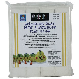 Sargent Art® Modeling Clay, 1lb. - Image 1 of 2
