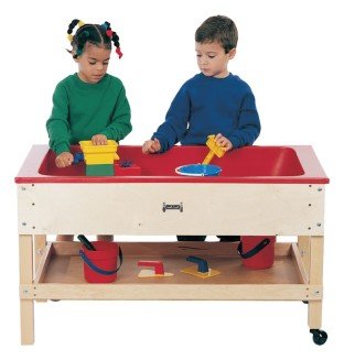Sensory Table with Shelf - Image 1 of 1