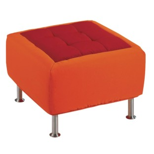 Wesco® Cocoon Square Pouffe Cover - Image 1 of 1