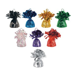 Metallic Balloon Weights - Image 1 of 1