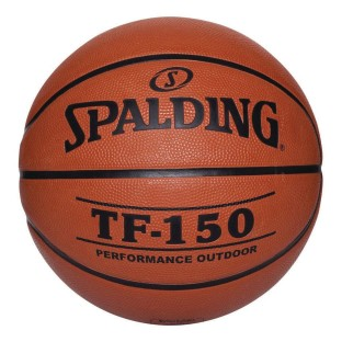 Spalding® TF-150 Rubber Basketball - Image 1 of 1