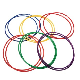 Spectrum™ No Knott™ Hoops,  (Pack of 12) - Image 1 of 3