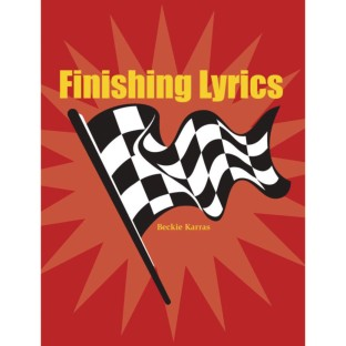 Finishing Lyrics Book - Image 1 of 1