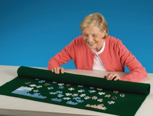 Jigsaw Puzzle Mat - Image 1 of 1