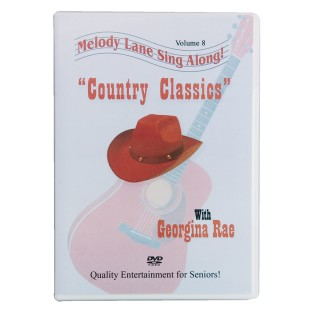 Country Classics Sing-Along DVD - Image 1 of 1