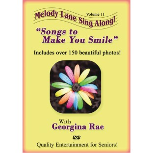 Songs To Make You Smile Sing-Along DVD - Image 1 of 1