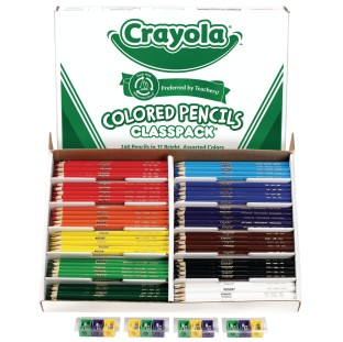 Crayola® Classpack® Colored Pencils - 12 Colors - Image 1 of 1