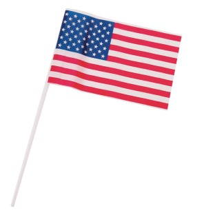 US Flag (Pack of 12) - Image 1 of 1