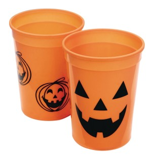 Halloween Cups 12 oz. (Pack of 12) - Image 1 of 1