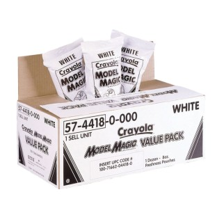 Crayola® Model Magic® Modeling Compound 6-lbs - White - Image 1 of 1