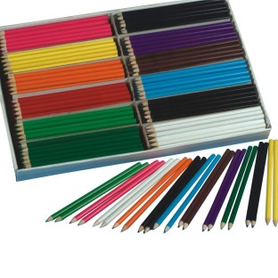 Color Splash!® Colored Pencils PlusPack - Image 1 of 1