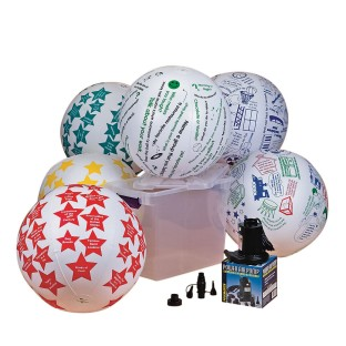 Toss 'n Talk-About® Ball Easy Pack - Image 1 of 1
