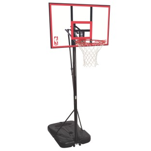 Spalding® Portable Basketball System - Image 1 of 1
