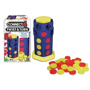 Connect Four® Twist and Turn™ - Image 1 of 1