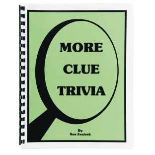 More Clue Trivia Book - Image 1 of 1
