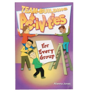 Team-Building Activities For Every Group Book - Image 1 of 1
